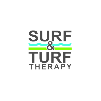 Surf & Turf Therapy Logo